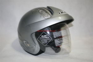 KASK HJC CL-22N LIGHT SILVER