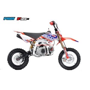 Pit Bike YCF PILOT F125S GEICO Limited