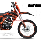 FULL CROSS X-MOTOS XB-39 250CC