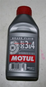 Motul DOT 3&4 500ml.